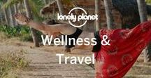 Wellness + travel / From yoga retreats to the world's best healthy eats, follow our board in partnership with Well + Good for tips on how to stay healthy on the road. Happy travellin'!