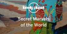 Secret Marvels of the World / To mark the release of our new book Secret Marvels of the World, we've collected together some of the planet's weirdest, most wonderful and downright wacky attractions... Find more here: lptravel.to/ijU386