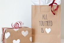 ~ Geschenke / gaven / gifts ~ / by whitefjord