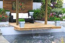 Outdoor Spaces / by Anne Davis Design