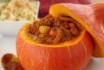 Pumpkin Recipes / by Linda