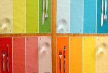 Curious, useful, interesting objects / I like colors, papers and design. This boards collects them all.