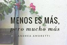 Las Pistas de Estilo / El estilo que te hace feliz / by Andrea Amoretti