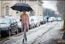 Cuando llueve / by Andrea Amoretti