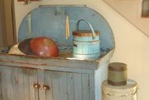 """Home Decor:Primitive / Like """"Little House on the Prairie"""".  Simple ways and styles for your home and yard.  Purely country"""