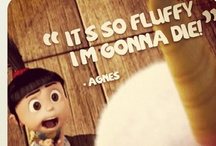 It's So Fluffy I'm Gonna Die! / by Jacki Tomei