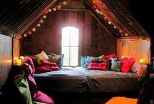 Pour des foyers chaleureux / Rêves , idées et images de foyers que j'aime..  ; :-)