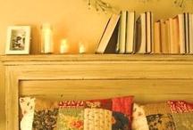 Lovely Bedrooms / by ♥.·´❀Debbie Shrum McClurg❀.·´♥