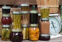 Canning & Food Preservation Inspiration / Canning, Freezing, and otherwise preserving fresh seasonal produce / by Completely Delicious