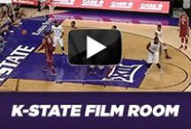 K-State Film Room / by K-State Athletics
