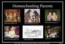 Homeschooling / by Susan Velasquez