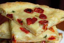 Vegan - Calzones / Pizza