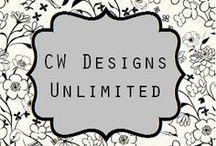 CW Designs Unlimited / Custom made invitations for every occasion; be it wedding, birthday, shower, or just a fun get together.  To contact in regards to having any design created for your next event visit us at http://cwdesignunlimited.webs.com/ or like us at https://www.facebook.com/CWDesignsUnlimited / by Caitlin Williams