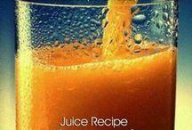 Vegan - Juicing / Pulp Recipes