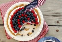4th of July Celebration Inspiration / by Completely Delicious