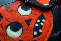 Arts & Crafts - Felt Halloween