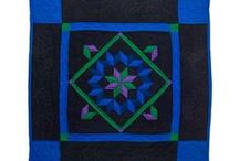 Quilting:Amish / Simplify.  Be Inspired.  Be Original.  Work Hard.  Enjoy. / by Penny Spinster