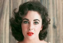 Elizabeth Taylor / Such beauty and great actress of our time / by Tony Curtiss