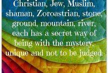 Interfaith / by Kathleen McGregor