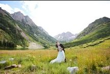 e l o p e / Colorado Elopement Locations. A variety of mountain locations in Colorado that are perfect for elopements and small wedding ceremonies.   Photography by Becky Young Photography