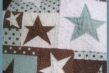 Quilting:Stars / Quilts bearing stars will go on this board.  They sure stand out as one of the beautiful quilts that are being created.  They sure are inspiring and I would like to make more of them. / by Penny Spinster