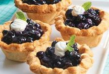 Food:Under Pie Dome / Pies and pastries are so yummy.  Just a few tweaks and they can become gluten free.