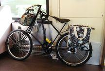 Bike Bags - Cute, Fun, Functional / by Kathleen McGregor