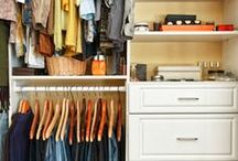 Home and Decor - Small Closets