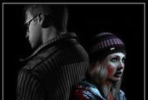 Until Dawn / I love this game, but I never played it. My favourite character is Ashley. And I love Chris too.❤