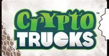 CryptoTrucks / CryptoTrucks is an action-packed animated series launching soon! You're not going to want to miss out on this series loaded with monster truck battles of epic proportions!