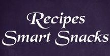 Recipes - Smart Snacks / Recipes for smart and healthy snacks