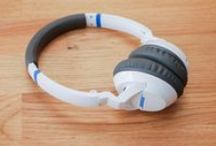 Headphones / Audio equipment is built for listening, but that doesn't mean it can't look awesome.