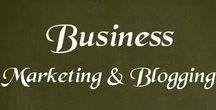 Business - Marketing & Blogging / Tips, strategies, and information on running a business and blogging