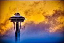 Seattle / Seattle, Washington - my hometown.