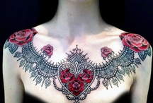 Tatskat / Tattoos / Beautiful images made on skin.