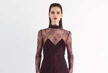 Pre-Fall 2012 {Black Label} / by Catherine Malandrino