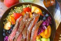 Healthy Recipes :) / by Hannah Hammond