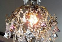 ≈ Candles - Chandelier  ..... Light ≈