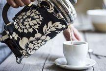 // coffee & tea / my one passion: warm drinks: coffee & tea.