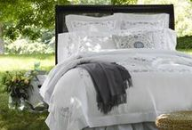Fall 2013 Collection / The latest in SFERRA's luxury linens offerings, from bedding to table and bath.