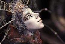Puppetry & Art Dolls