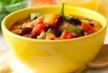 Healthy Soup Recipes / I love soups! Especially when they are healthy and delicious.  / by Rebecca Ingham Fitness