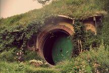 LOTR/Hobbit / by Katie Mullin