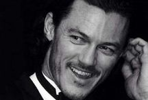 Luke Evans / Oh look, I'm obsessed with another 30+ year old man / by Katie Mullin