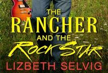 The Rancher & The Rock Star / See some of the people and places from my debut novel!