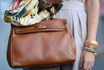 Bags / Purses, clutches, wallets  / by Kristen Slama