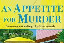 AN APPETITE FOR MURDER /  first book in the #Key West food critic #mystery series, written as Lucy Burdette (that's me too!) Follow Lucy on Facebook too: http://www.facebook.com/lucyburdette