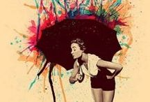 Illustration Inspiration  / Pretty drawings and inspiration / by Kristen Slama
