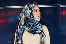 Hijab / We offer a beautiful collection of hijab in a wide range of fabrics and colors.