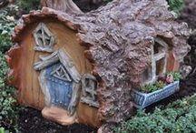 Fairies and Their Homes